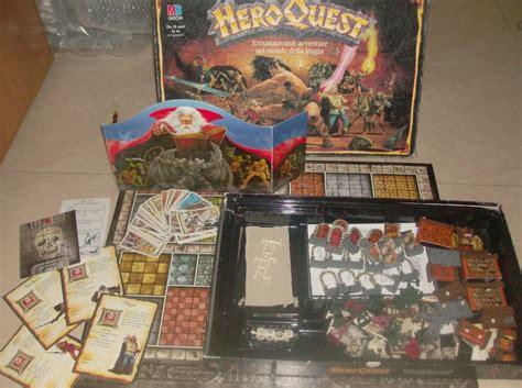 heroquest gioco da tavolo heroquest quest gioco di societa