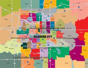 Oklahoma Zip Code Map by Oklahoma City Zip Code Map Zip Code Map Oklahoma City