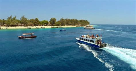 fast boat gili air bali and gili air fast boat transfers