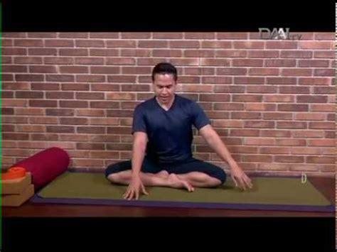 video tutorial yoga untuk pemula yoga untuk pemula 1 2 youtube
