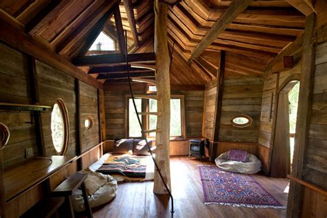 tree houses the inside of a beautiful tree house for the home
