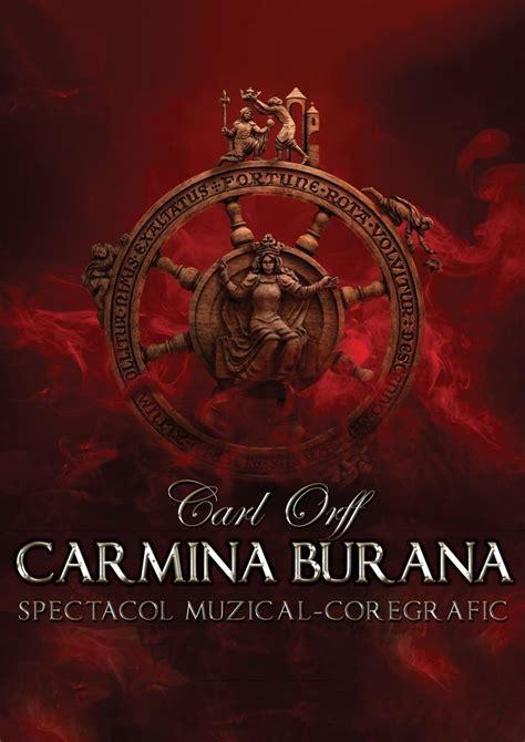 camina burana carmina burana ballet repertoire opera craiova