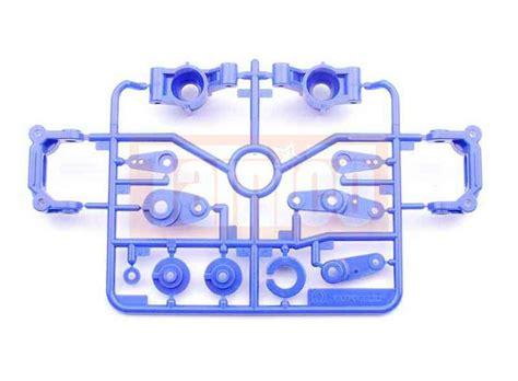 Elektro Töff by Tamiya C Teile Blau Ta01 Ta 02 Ff 01 Df 01 0009611