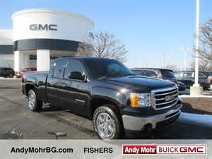 Andy Mohr Buick Gmc Fishers Certified Used 2013 Gmc 1500 Sle X Cab Near