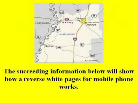 White Pages Directory Address White Pages Phone Numbers And Addresses Mp4