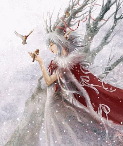 fairytale snow luxelocal snow fairy
