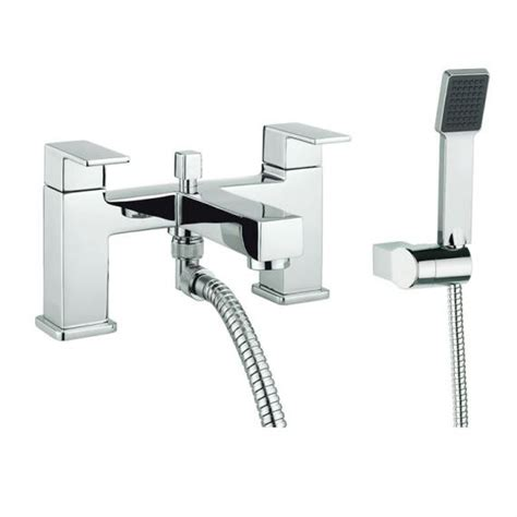 Mixer Quantum adora quantum deck mounted bath shower mixer mbqm422d