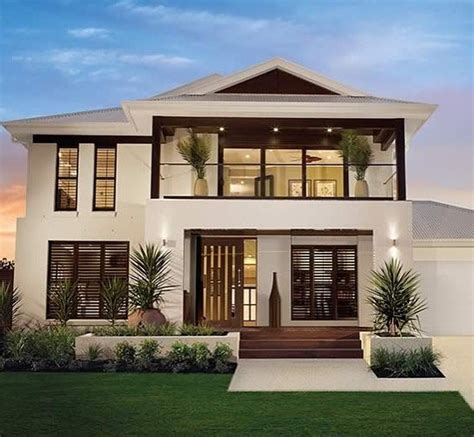 amazing modern home exterior from plantation homes i