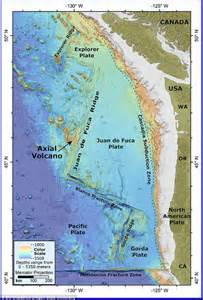 scientists monitor undersea volcanic eruption oregon