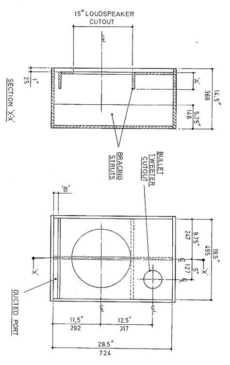 12 inch guitar speaker cabinet plans wood 15 speaker cabinet plans pdf plans
