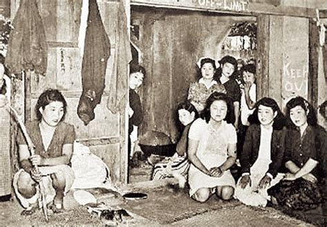 ww2 comfort women the myth of the japan s ww2 comfort women
