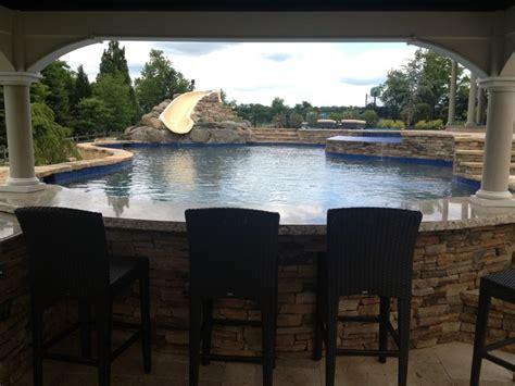 swimming pool patio idea