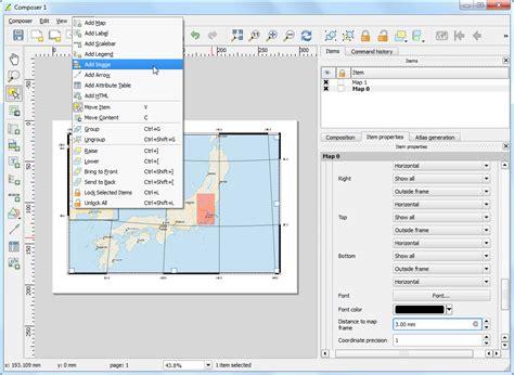 qgis layout erstellen erstellen einer karte qgis tutorials and tips