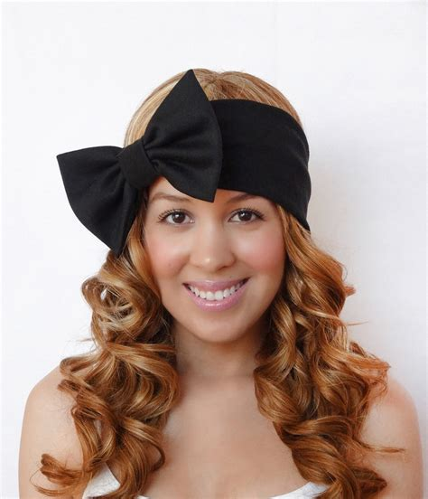 hairstyles bow headband 28 best images about bow turbans on pinterest