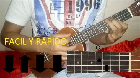 j balvin ukulele no es justo j balvin tutorial ukulele youtube