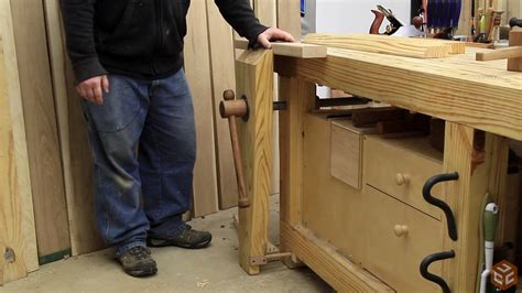 wood workbench upgrade workbench upgrades jays custom creations