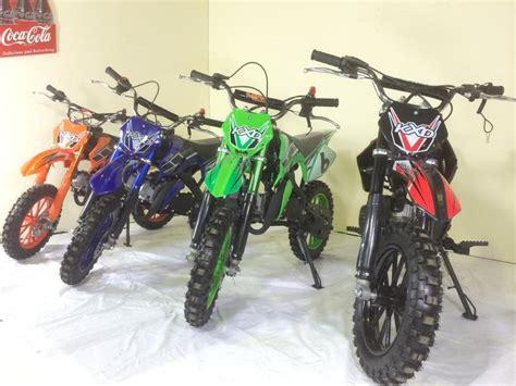 motocross bikes ebay mini dirt bike mini moto 50cc fun bike kxd scrambler