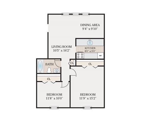 650 sq ft apartment floor plan 650 square feet apartment floor plan