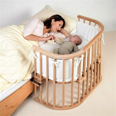 Side Of Bed Crib Babies Baby Beds