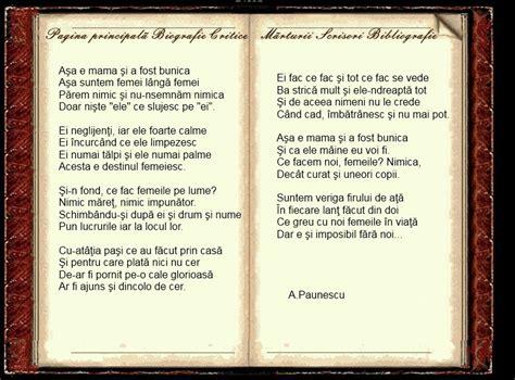 Tata Ori Naura poezii