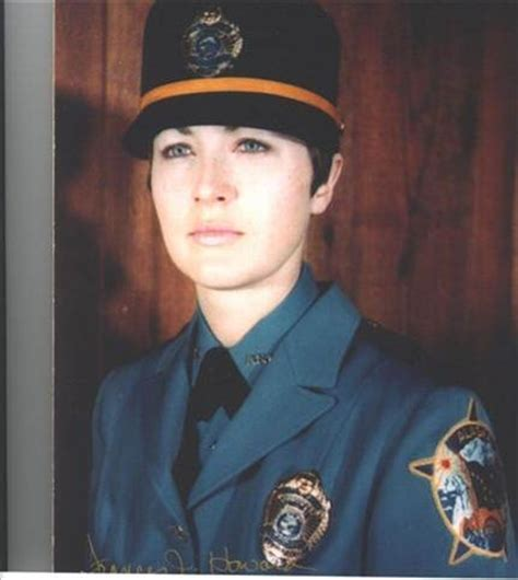 hair cts for female state troopers in conn frances howard first female alaska state trooper and