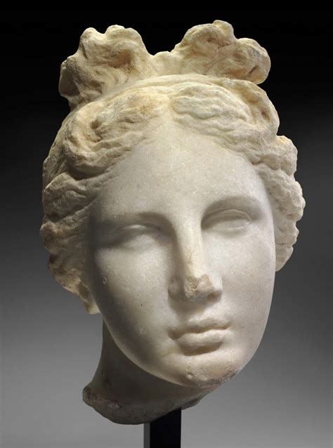 Neoclassical Home by Head Of Aphrodite Quot The Bartlett Head Quot Museum Of Fine