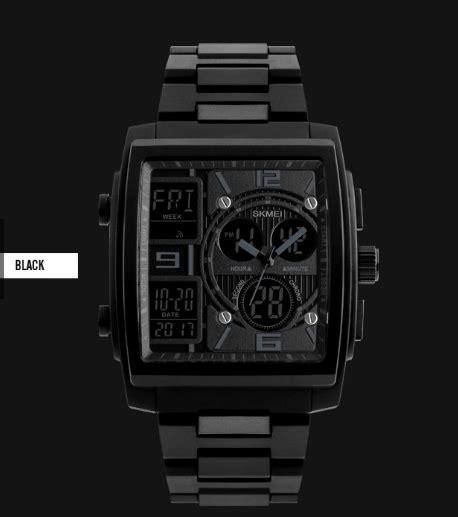 busanamuslim  contoh model jam tangan pria terbaru