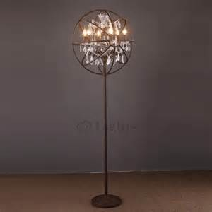 Sconce Chandelier Shabby Chic Hardware Fixture And Crystal Industrial Floor