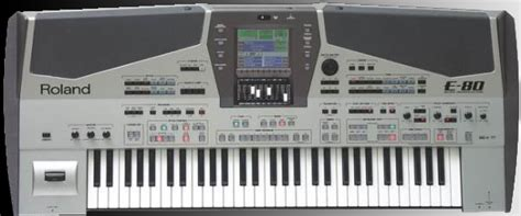 Keyboard Roland E50 roland styles styles for roland keyboards norctrack instruments