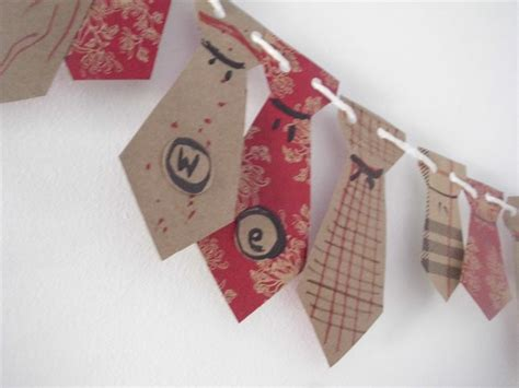 mom diy fathers day tie banner