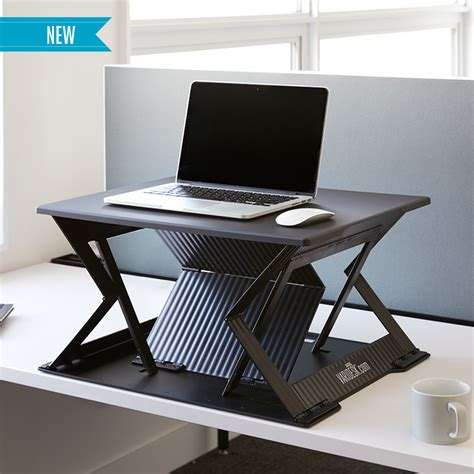 Portable Standing Laptop Desk Laptop 22 Portable Standing Desk Varidesk Adjustable Desks