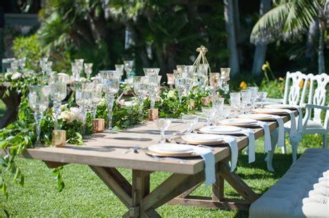 Garden Wedding Accessories An Oceanfront Vintage Inspired Wedding In Laguna