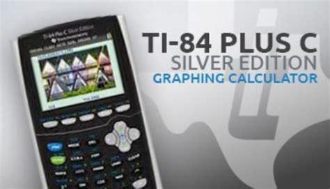 resetting window on ti 84 ti 84 plus c silver edition graphing calculator tutorials