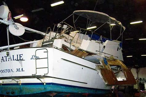 explosion on a boat preventing explosions aboard seaworthy magazine boatus