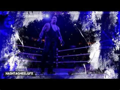 theme song undertaker mp3 2015 the undertaker 31st wwe theme song rest in peace