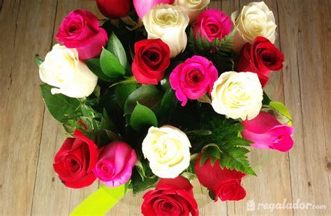 imagenes de rosas blancas y rosadas ramo de rosas rojas rosas y blancas en regalador com