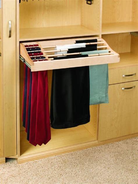 pant rack closet revashelf 30 pull out pant tie scarf rack closet organizer accessories