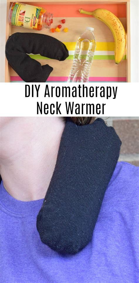 Diy Neck Pillow by Diy Aromatherapy Sock Neck Pillow