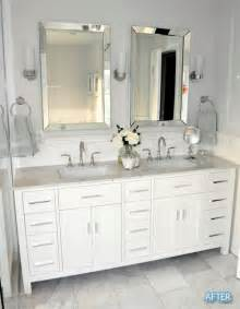 Makeup Vanity Set Big Lots Before And After Small Bathroom Makeovers Big On Style