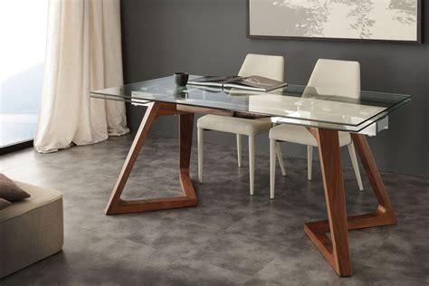 tavoli di design in cristallo tavoli di vetro trasparenze contemporanee icon design