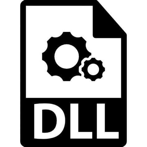 format file dll dll file format variant icons free download