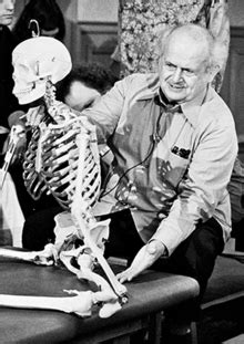 Feldenkrais illustrating the function of the human