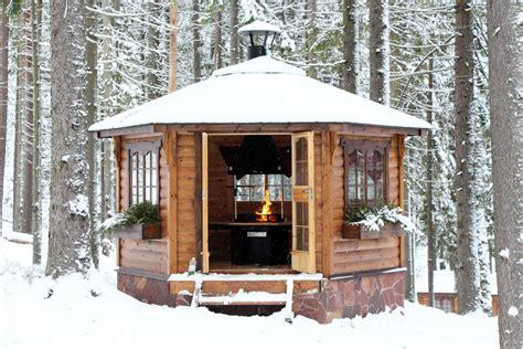 gazebo invernale gazebo anche in inverno idee tende da sole
