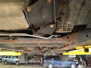 2005 Chrysler Pacifica Motor Mounts 2005 Chrysler Pacifica Rusted Out Engine Cradle 10 Complaints