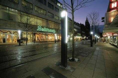 and lighting reno reno light column path lights from hess architonic