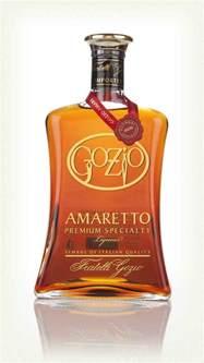 gozio amaretto liqueurs master of malt