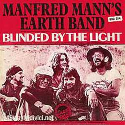 Blinded By The Light Song Manfred Mann S Earth Band Blinded By The Light Mp3