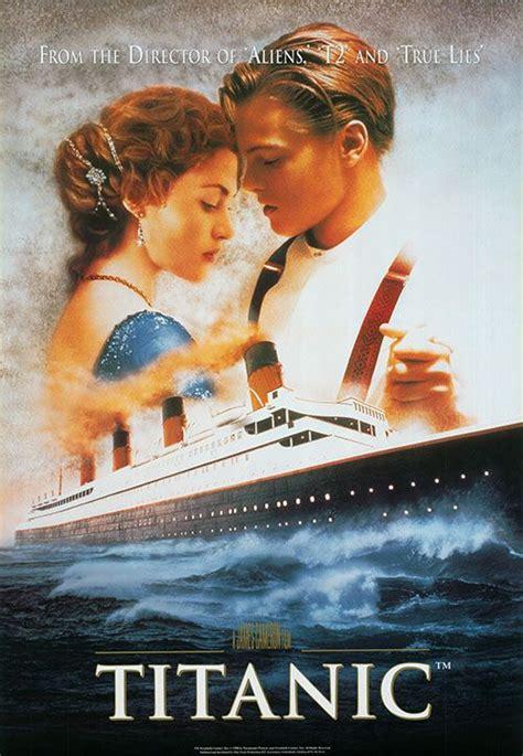 film titanic romantis titanic movie poster the ultimate romantic classic let