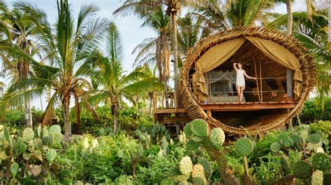 treehouse  pinnacle  sustainable living cnn