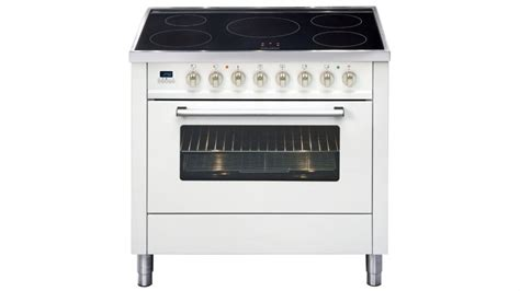 electric induction freestanding cookers ilve 90cm induction electric freestanding cooker freestanding cookers appliances kitchen